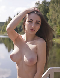 Overrefined busty doll