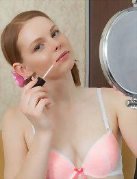 Beautiful ginger naked teen sex mgp